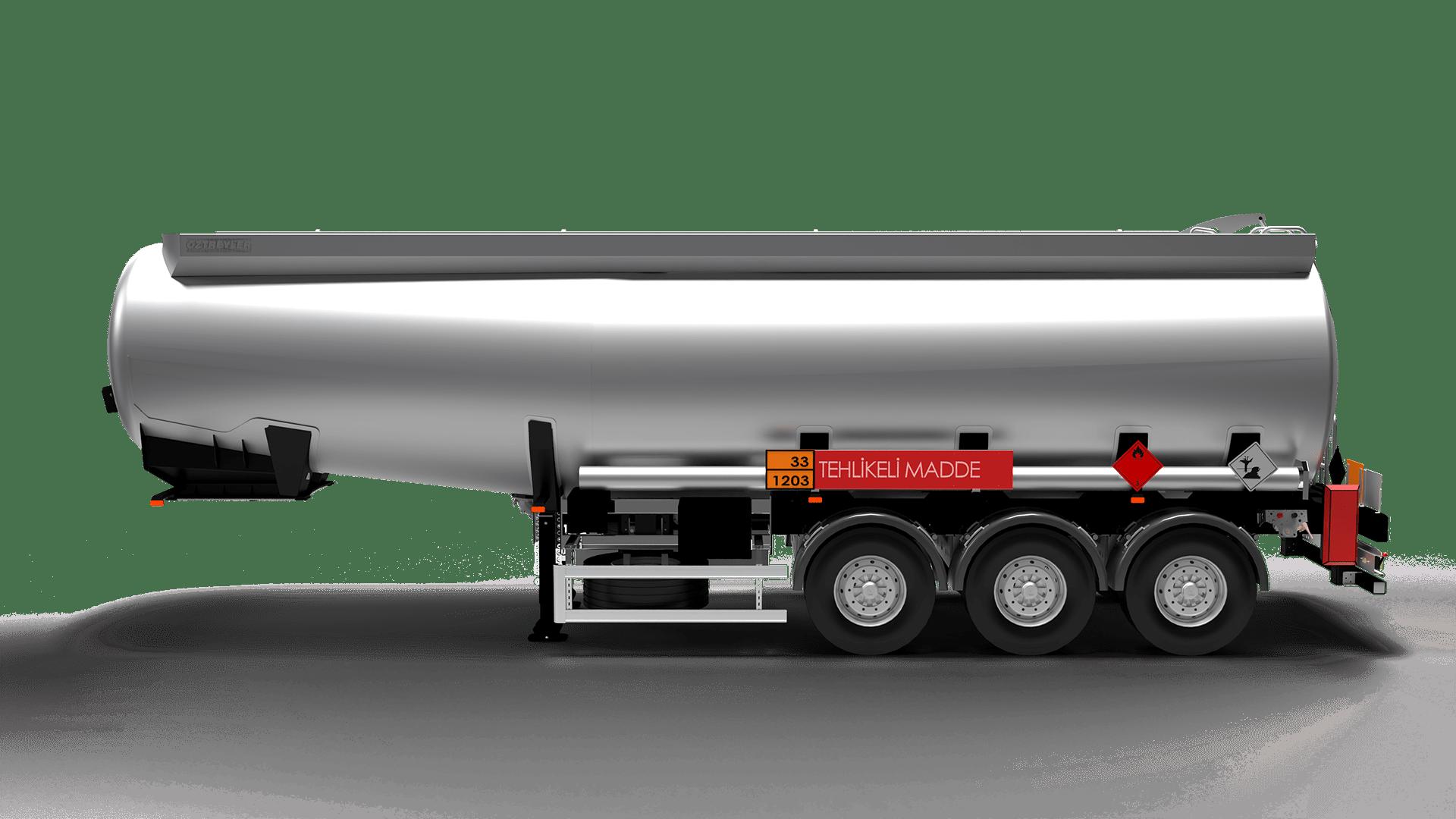 Akaryakıt Silindirik Konik Tanker