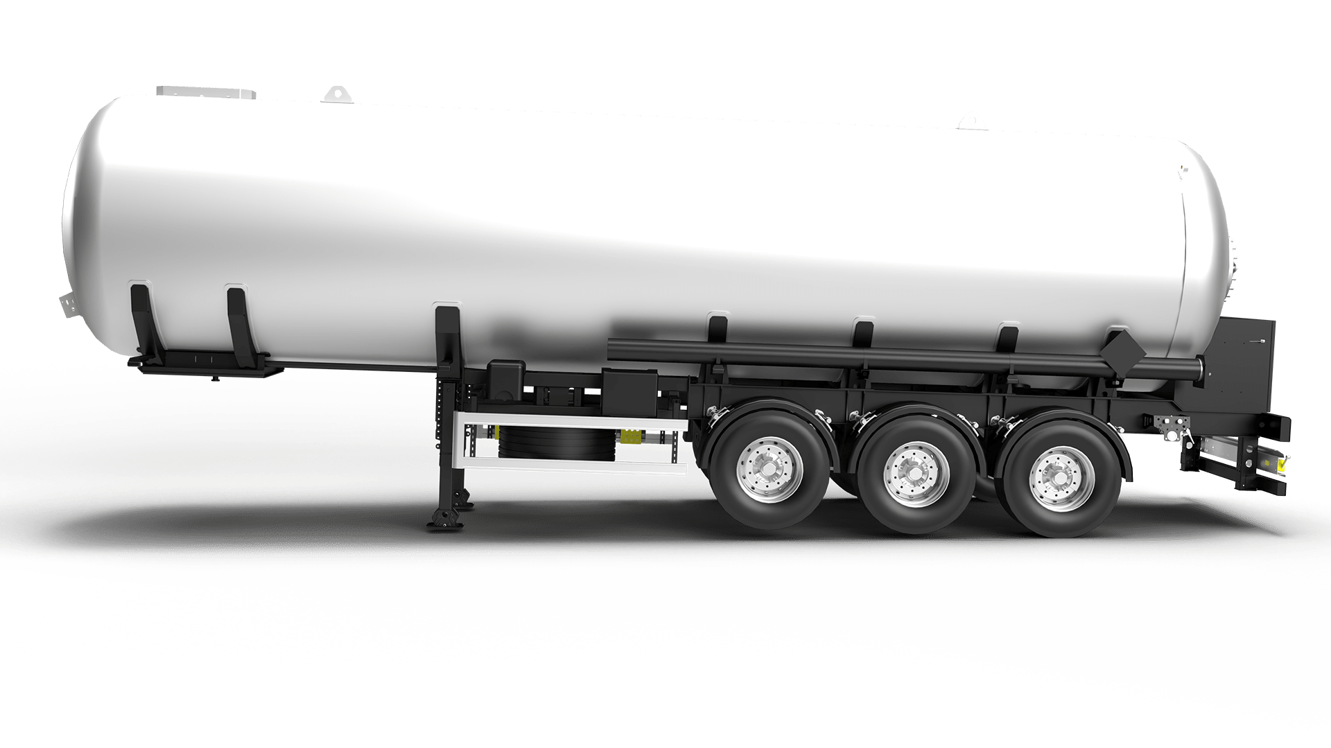 LPG Tanker Semi-Trailer