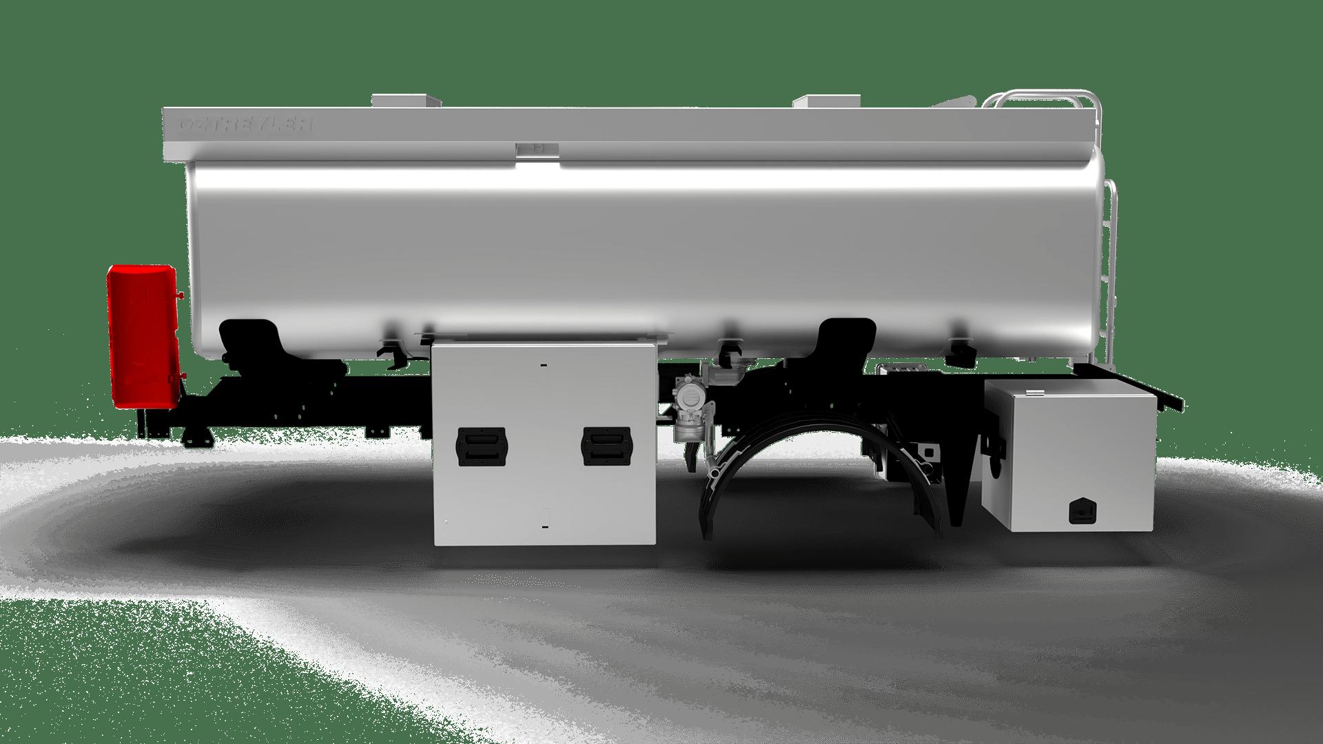 Alüminyum Bavul Tip Tanker